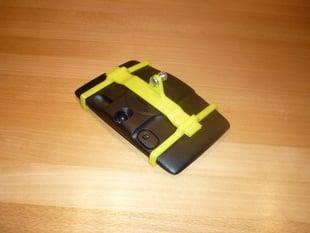 Universal Device Mount: Bracket