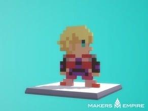 Pixel shulk 1