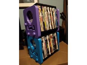 Trekkie Blu ray holder
