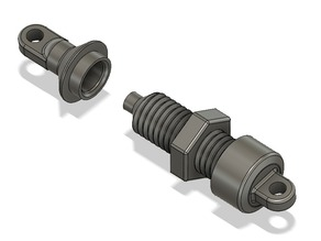 Shock Absorber 94mm