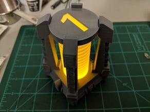 Tea Light Objective Marker