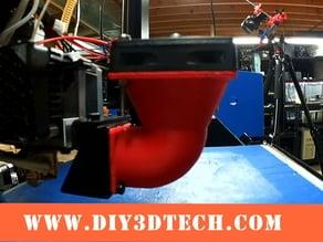 Wanhao & Tevo Tarantula 30mm Fan to 50mm Fan Adapter
