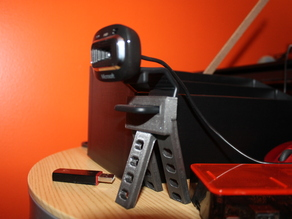 Microsoft Lifecam HD3000 Tripod