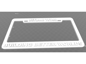 Weyland-Yutani, Building Better Worlds, Aliens
