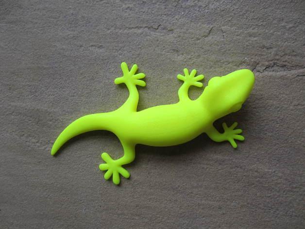 Gecko by WebmasterZero - Thingiverse