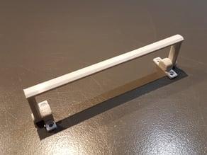 Foldable Handle low profile (Poignée repliable faible epaisseur)