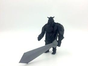 Lowpoly Viking _ part 2