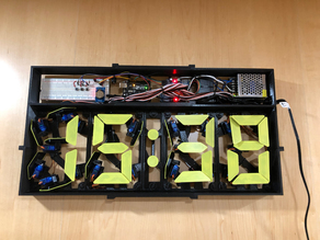 Digital clock based on Arduino