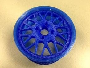 BBS Mesh Wheel