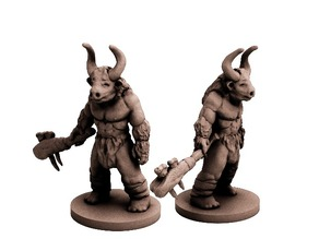 Minotaur (18mm scale)