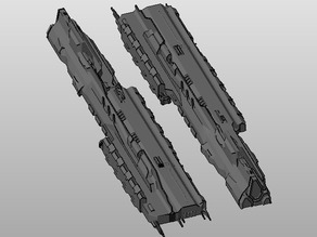 EvE Online Caldari battleship, Rokh class