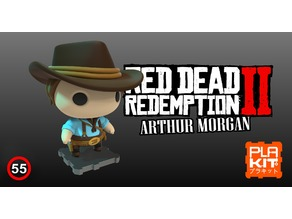 Red Dead Redemption 2: Arthur Morgan