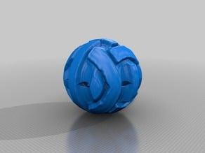 infinite knot ball