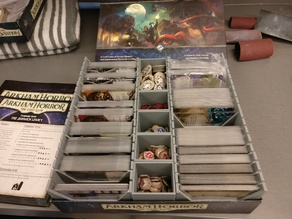 Fantasy Flight Card Game Box Organizer
