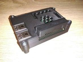 Raspberry Pi 2 Case (easy access to GPIO)