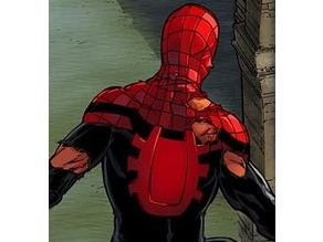 Superior Spider-Man Backpack V2 - Hollow with Storage