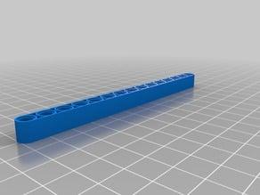 Lego Technic Beam 15 x 1