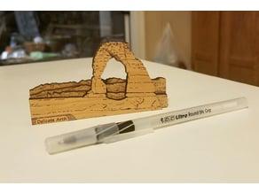 Miniature Delicate Arch