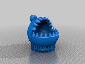 Monster Candy Halloween Bowl hollow