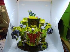 Warhammer 40k - Ork a naut - robot walker