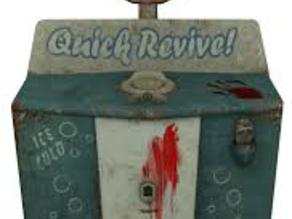 COD Quick Revive Perk Machine