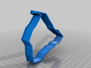 James Tree Cookie Cutter