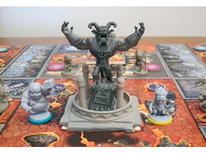 Arcadia Quest Inferno Fountain