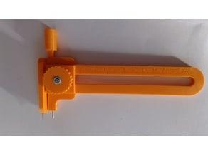 CircleCutter cnc 3D Printable
