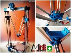 MIRELLA Delta 3DPrinter