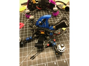 "TM Drones Blackwidow 3"" SMA Adapter"