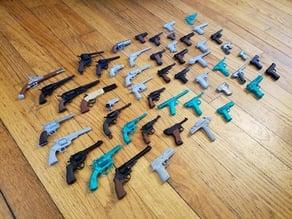 Handgun History - A 3D Tour