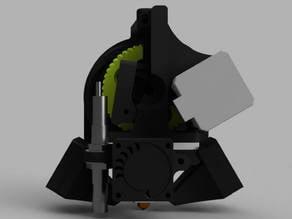 Lulzbot TAZ 5 Combo upgrade