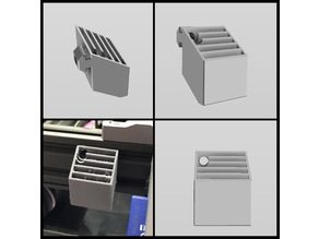 SD-Card Holder V-Slot Extrusion