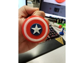Captain America/Thor Shield/END Game