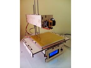 OpenRap Laser Cut