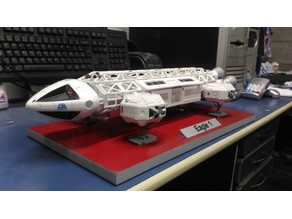 """Eagle One 22"""" from Space 1999"""