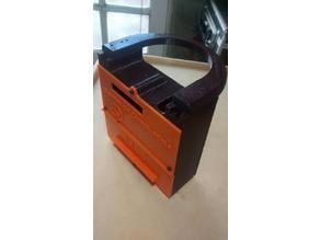 Caja contenedora para bomba de combustible y lipo
