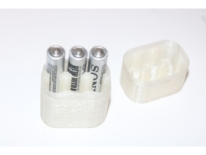 6x AAA Battery Box