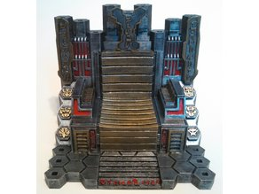 Transformers War for Cybertron Siege Throne