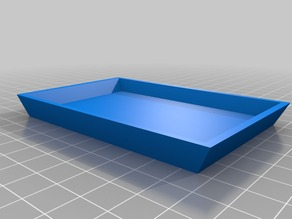 My Customized Tray: Parametric & Simple lid2