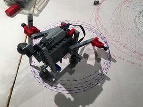 LEGO Set Screw Pen Holder