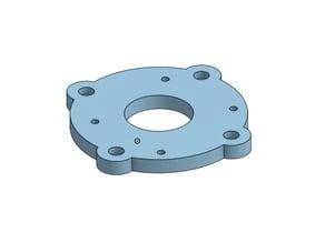 Makita RT0700C Adapter to Lowrider CNC