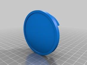 Alzor Replacement Wheel Center Cap ~62.6mm