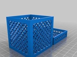 Customizable Lattice Box
