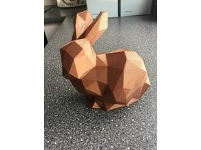 Lowpoly bunny