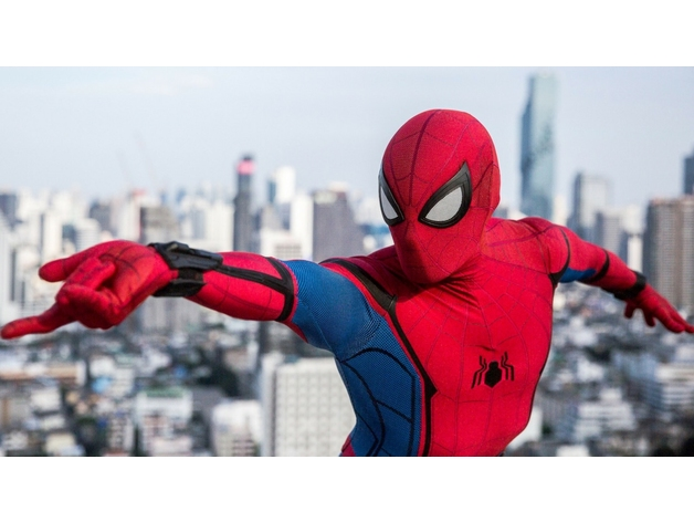 Spiderman Homecoming What Car Was Peter Driving