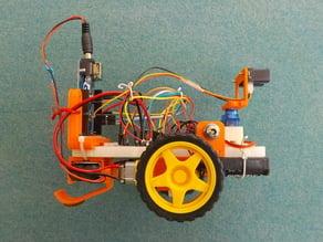 Robot kit for breadboard – Version 2