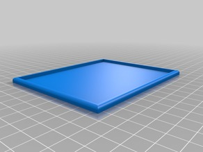 5x4 movement tray for 28 mm base miniatures