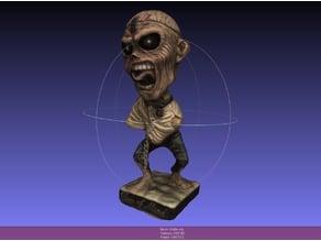 Piece of Mind - Eddie statuette