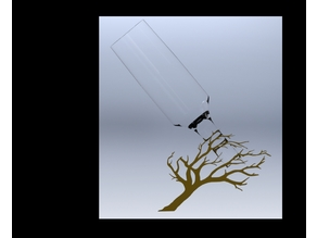 Tree Shaped Wine Balancer
